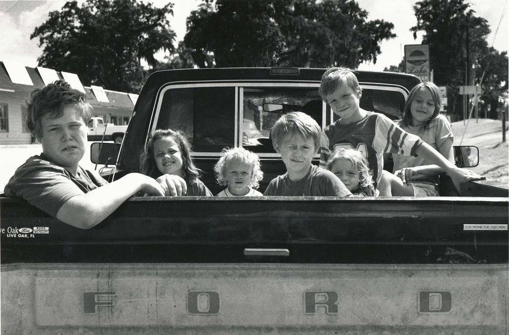 Riding In The Back Of The Pickup I Remember Jfk A Baby Boomer S Pleasant Reminiscing Spot