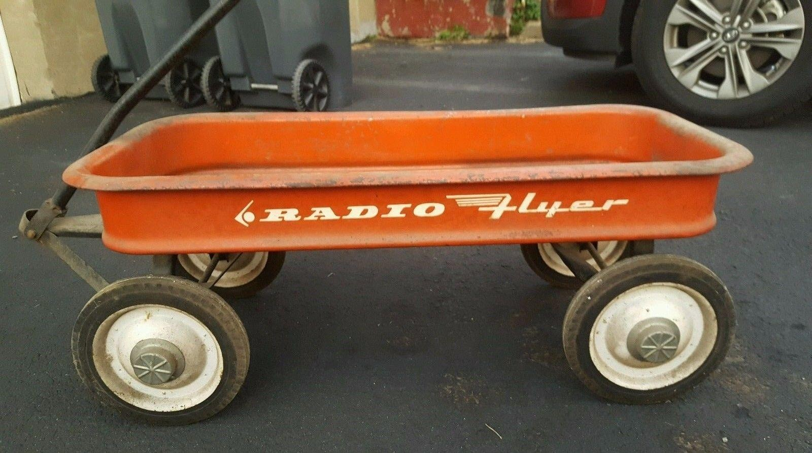 The Radio Flyer Wagon I Remember Jfk A Baby Boomer S Pleasant Reminiscing Spot